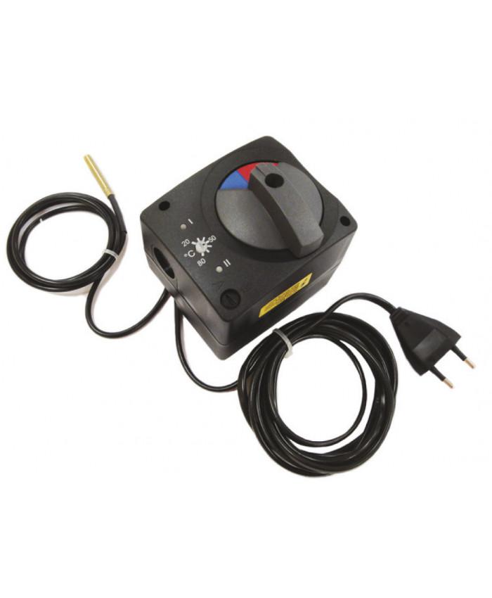 Сервопривод DAB STM06/230 со встроенным термостатом 20-80С